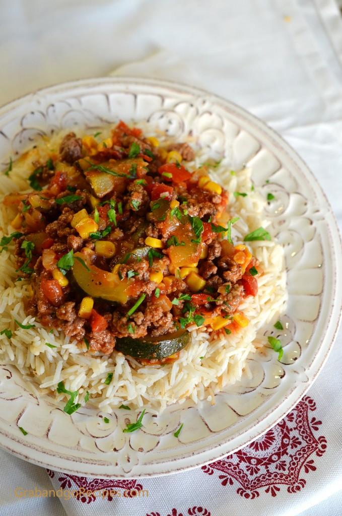 Turkey Vegetable Chili