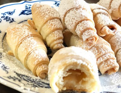 Rogaliki Cookies – Russian Rugelach