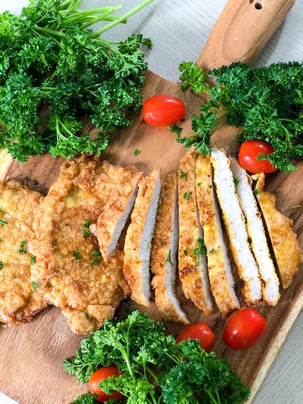 Pork Schnitzel - Cutlets