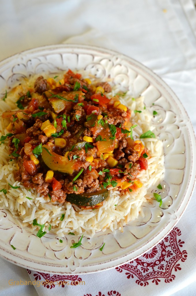Turkey Vegetable Chili