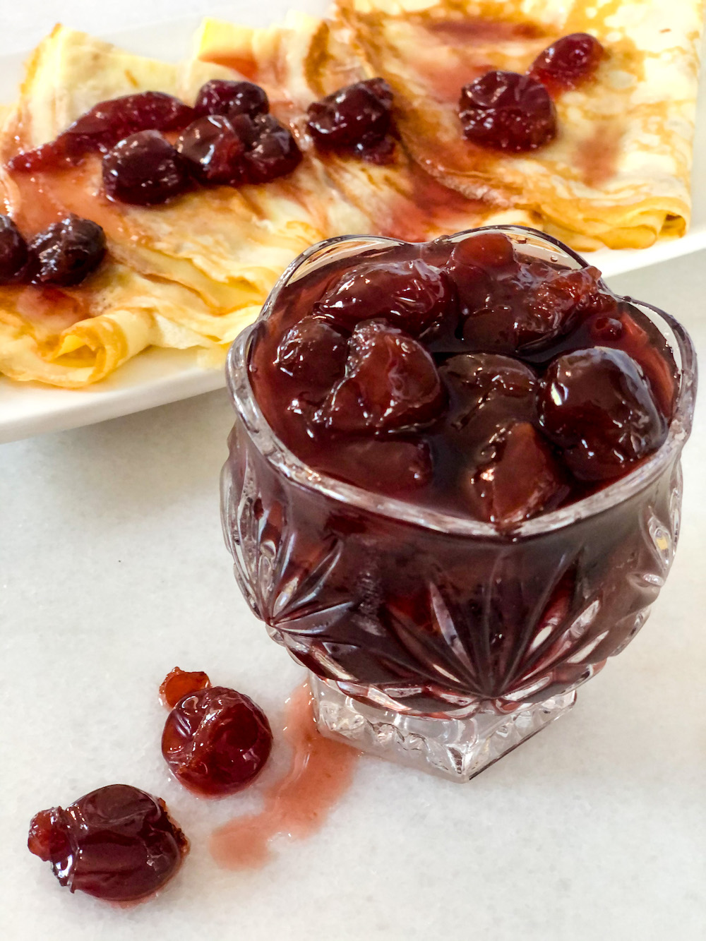 HOW TO MAKE HOMEMADE CHERRY JAM RECIPE